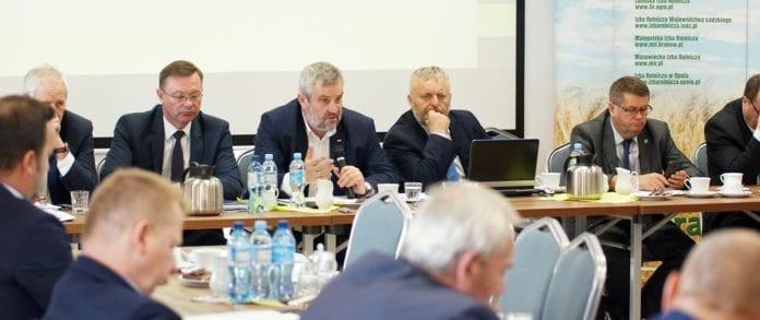 Polska Rada Rolna, Marcin Bustowski, Jan Krzysztof Ardanowski, ministerstwo rolnictwa, Wiktor Szmulewicz, Krajowa Rada Izb Rolniczych,
