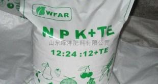 Les éléments fertilisants NPK dans la plante