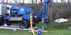 L'ouvrage de l'exploitation des eaux souterraine