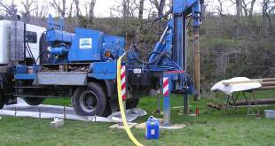 Les ouvrages de l'exploitation des eaux souterraine