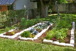 ландшафтный дизайн садового участка 6 соток своими руками фото 6