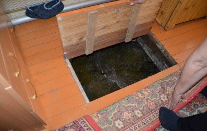 грунтовые воды в погребе что делать