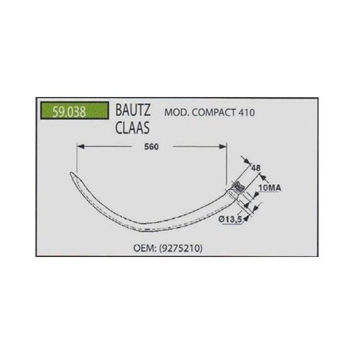 Claas Bautz- 9275210 4