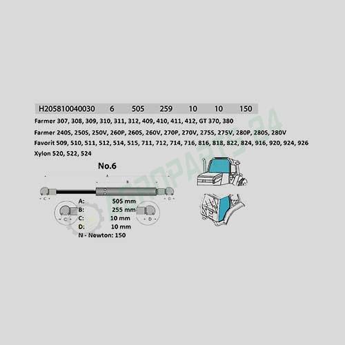 Fendt- H205810040030 2