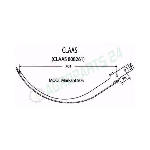 Claas Markant 50 - 808261 3