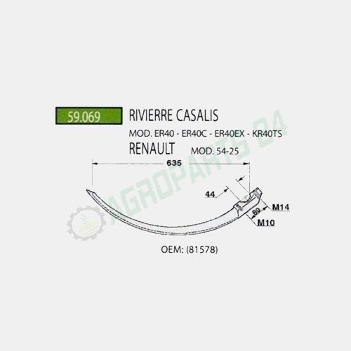 Renault, Rivierre Casalis - 81578 3
