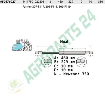 Fendt -H117501020201 2