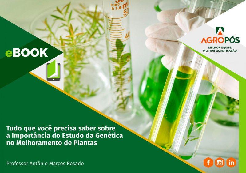 Ebook Melhoramento de Plantas