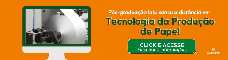 Pós-Graduação em Tecnologia de Produção de Papel