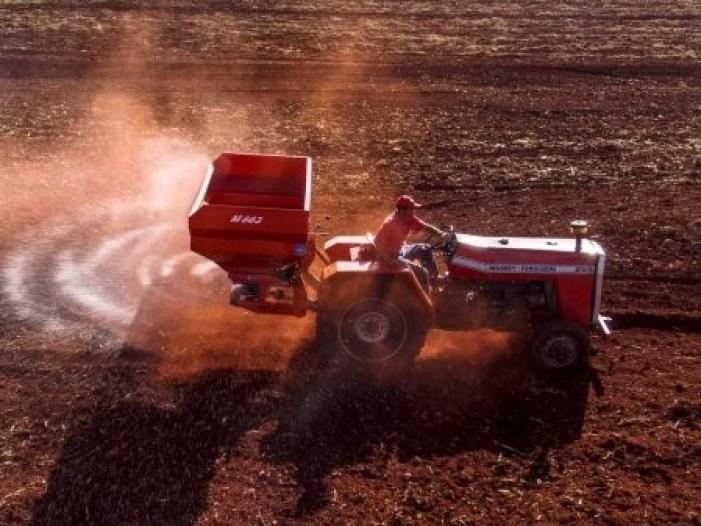 Calcário agrícola e suas aplicações