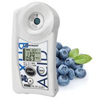 Medidor de bolsillo Acidez + Brix (Arandanos)