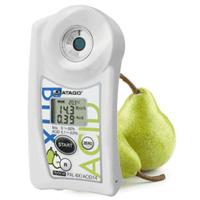 Medidor de bolsillo Acidez + Brix (Pera)