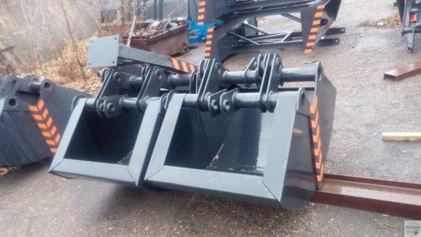 Погрузчик грейферный ПЭФ-1БМ