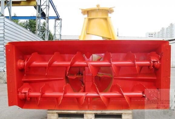 Шнекороторный Комплекс ШРК-2.0-01 на переднюю навеску