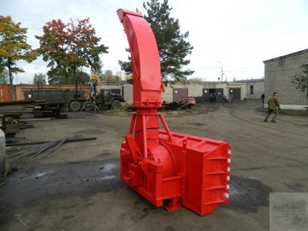 Шнекоротор ШРК-2.0-02 на заднюю навеску