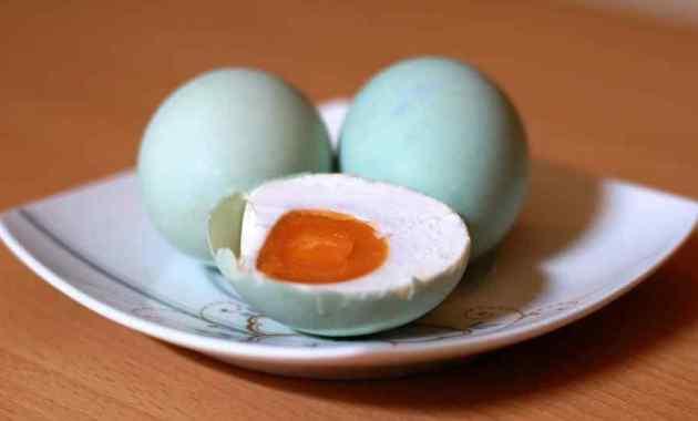 Cara Membuat Telur Asin Beraneka Rasa