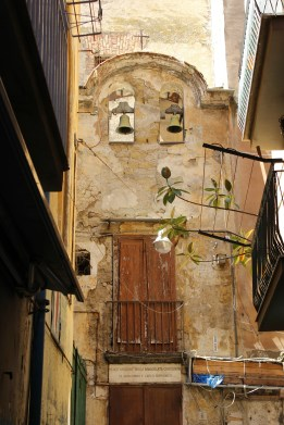 The inner streets of the city of Napoli - Photography Courtesy Marwa El-Agroudy