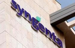 Syngenta-sede en Basilea ww