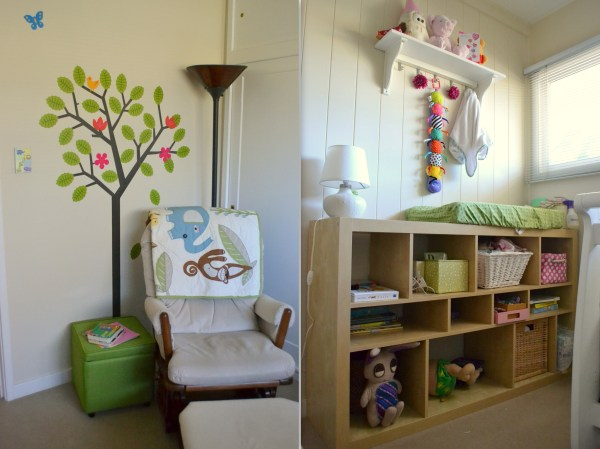 Baby Nursery Ideas for Small Spaces
