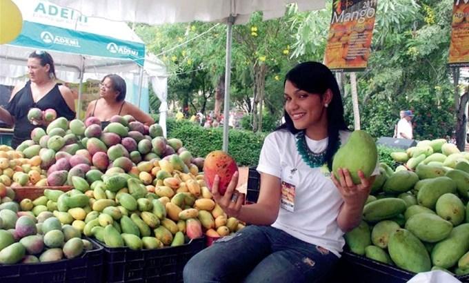 República Dominicana prevé duplicar la exportación de mango