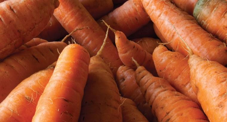 Saco de zanahorias