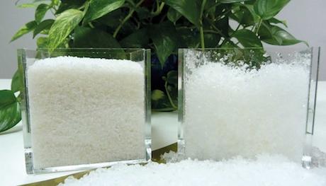 Desarrollan un hidrogel que retiene agua y nutrientes en los cultivos