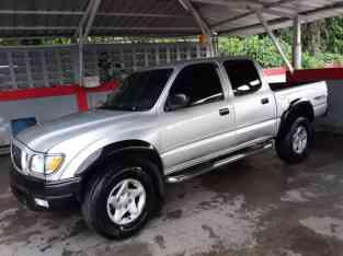 Vendo Toyota Tacoma 2002