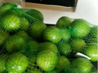 limon persa paquetes de 2 libras