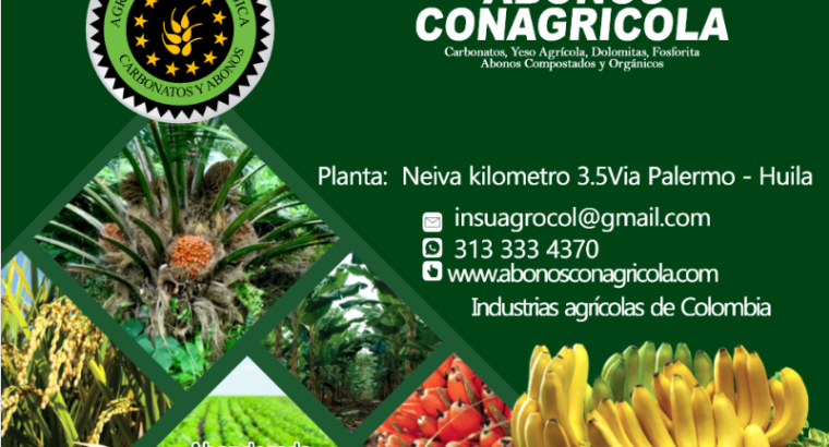 Yeso agricola