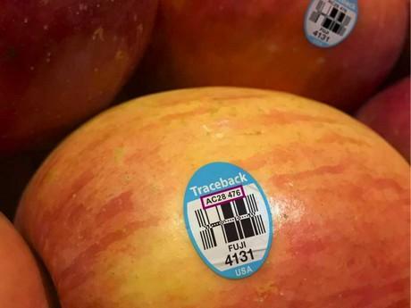 Crean sistema de etiquetado patentado para la trazabilidad de frutas y hortalizas
