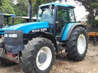 Vendo tractor Ford 8360