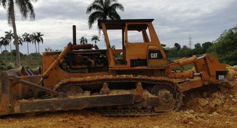 Se vende Bulldozer D8K