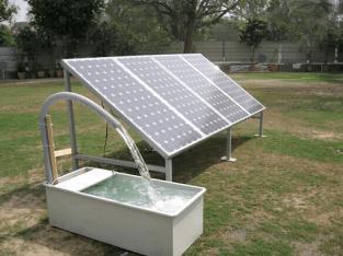 Sistema fotovoitaico agricola