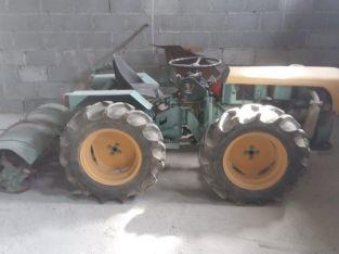 Se vende tractor poco uso