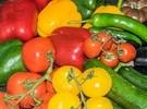 «Los cuerpos más grandes necesitan porciones más grandes de hortalizas»