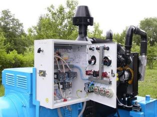 Estaciones eléctricas diesel