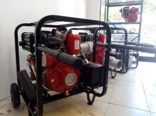 Motobombas de alta presión