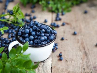 Un estudio descubre que los arándanos podrían mejorar la diabetes tipo 2