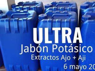 Jabón ultra potásico