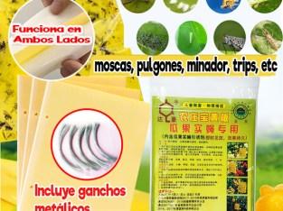 Protector de Cultivos Cromaticos contra Insectos