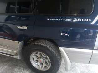 Jeep mitsubishi 4×4