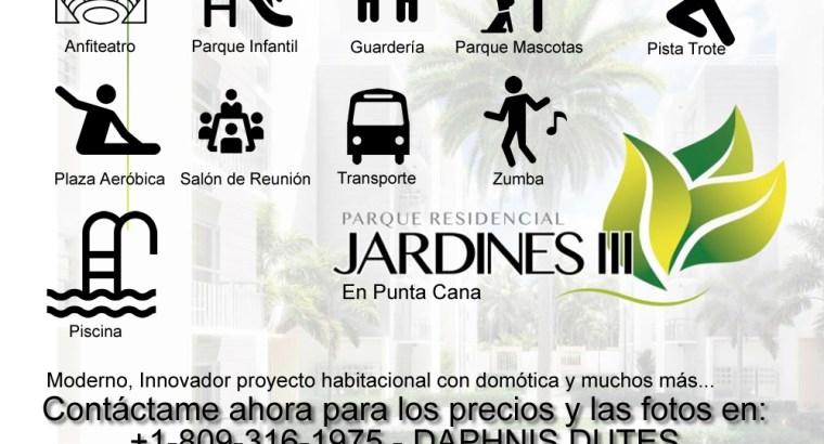 JARDINES 3 Proyectos Baratos de 1 habitacion