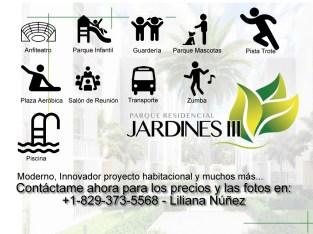 Deptos en COMPLEJO RESIDENCIAL JARDINES III