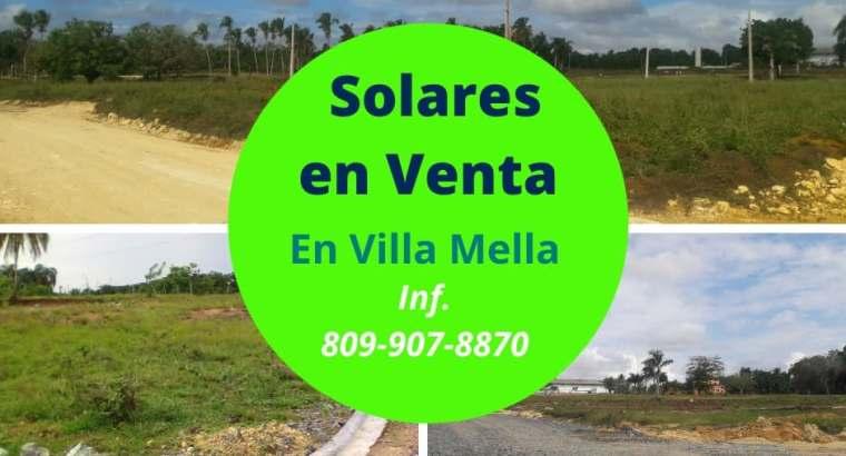 TENGO SOLARES COMERCIALES DE 230 METROS