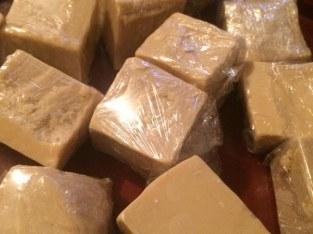 Mantega de cacao