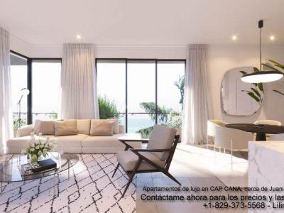 Exclusivos proyectos de lujo En Marina Cap Cana