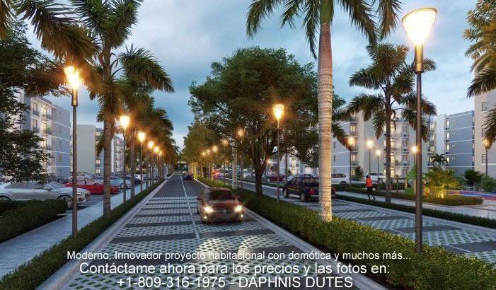 Parque Residencial Jardines 3 en Bavaro Punta Cana