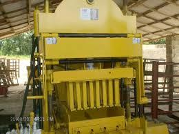 Maquina de hacer block hidraulica