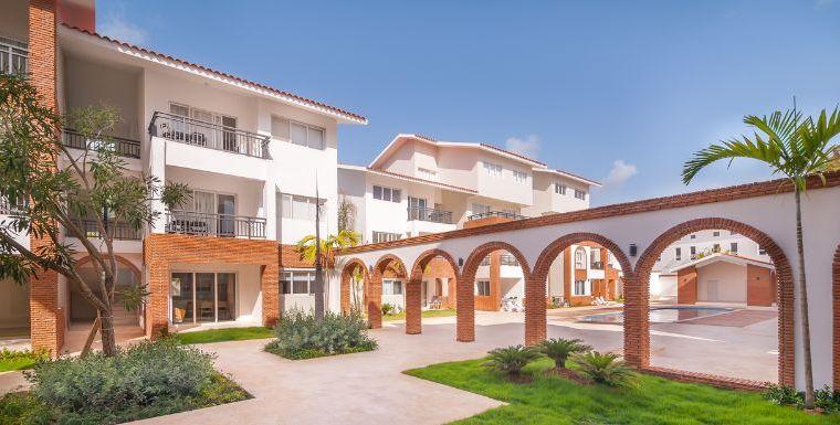 Departamentos en Coral Village en Bavaro
