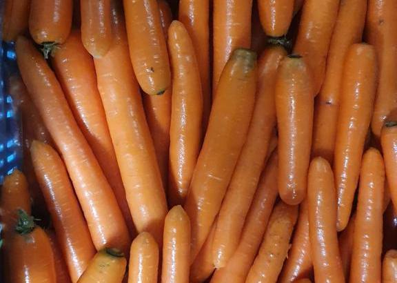 Oferta de zanahorias
